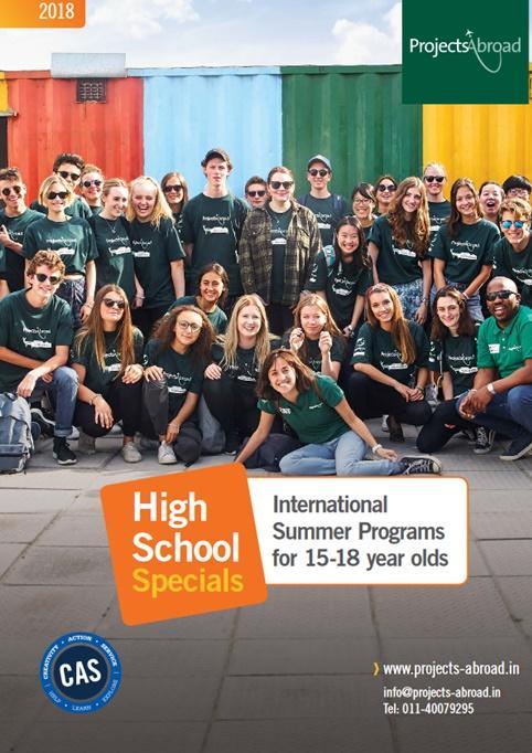 High School Specials 2018
