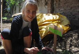 Volunteer Agriculture & Farming