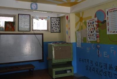 Care centre at the HIV/AIDS Support Project in Nepal