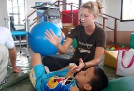 Volunteer Physiotherapy
