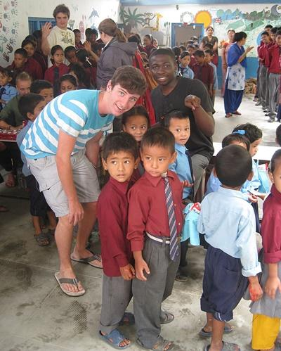 Care & Community in Nepal
