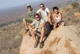 Volunteer South Africa and Botswana
