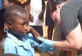 Volunteer Nursing
