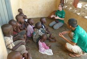 Volunteer Speech Therapy
