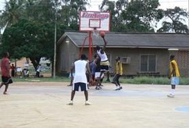Volunteer Basketball